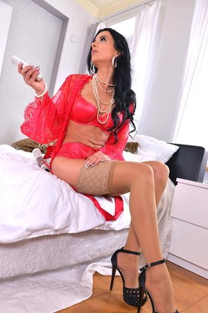 Curvaceous Romanian Seductress Pulverizes and Footjobs Neighbor